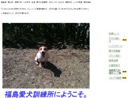 福島愛犬訓練所